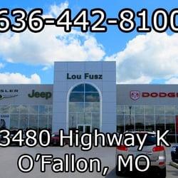 lou fusz chrysler jeep dodge ram 17 reviews auto repair 3480 hwy k o 39 fallon mo phone. Black Bedroom Furniture Sets. Home Design Ideas