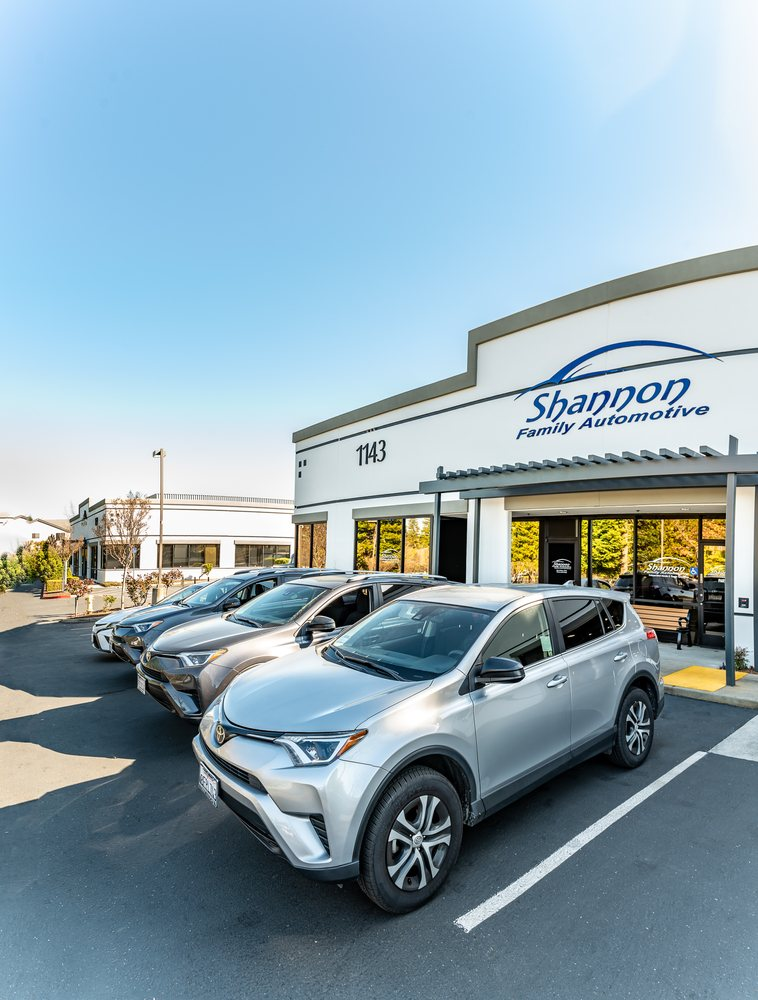 Shannon Family Automotive: 1143 Sibley St, Folsom, CA