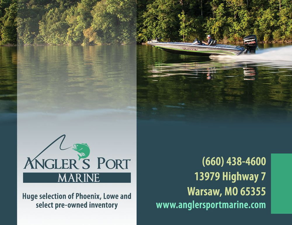 Anglers Port Marine: 13979 Highway 7, Warsaw, MO