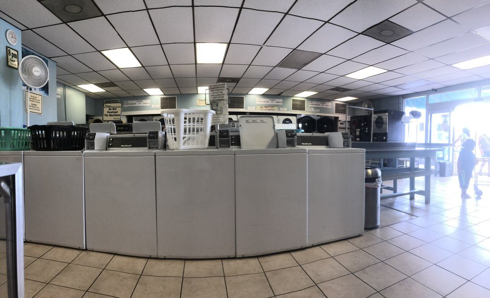 Pacific Laundromat: 91-919 Fort Weaver Rd, Ewa Beach, HI