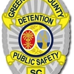 Greenville County Detention Center Police Departments 20 Mcgee