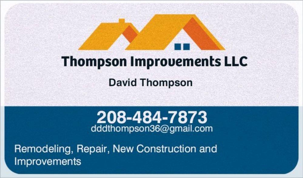 Thompson Improvements: Boise, ID