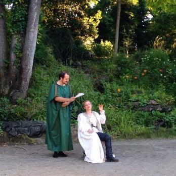 Th tre de verdure du jardin shakespeare arts du - Theatre de verdure du jardin shakespeare pre catelan ...