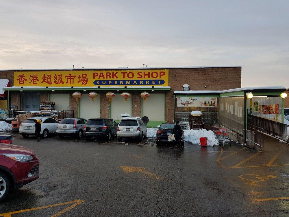 Park To Shop Supermarket