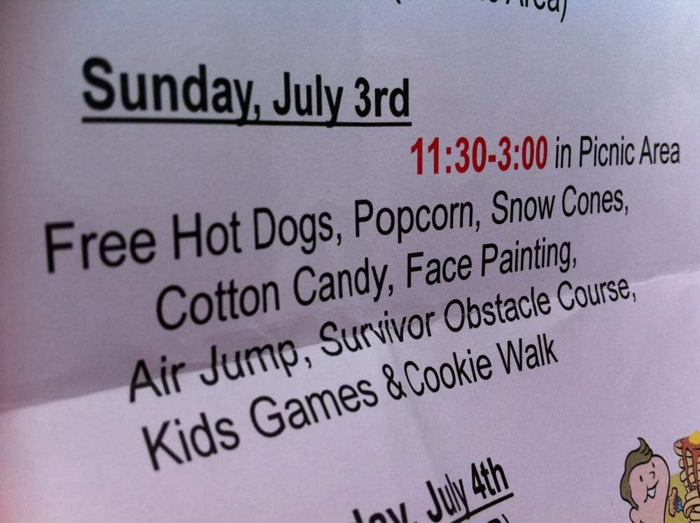 Chula Vista Rv Resort Special: Some Fun Family-friendly Events From July 4th Weekend 2011