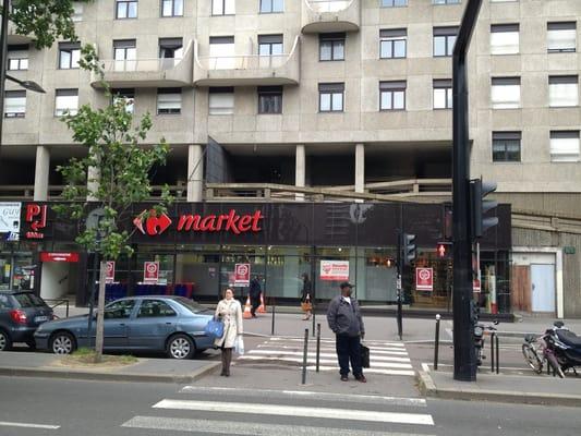 Carrefour Market  Supermarchés  67 ave du Général
