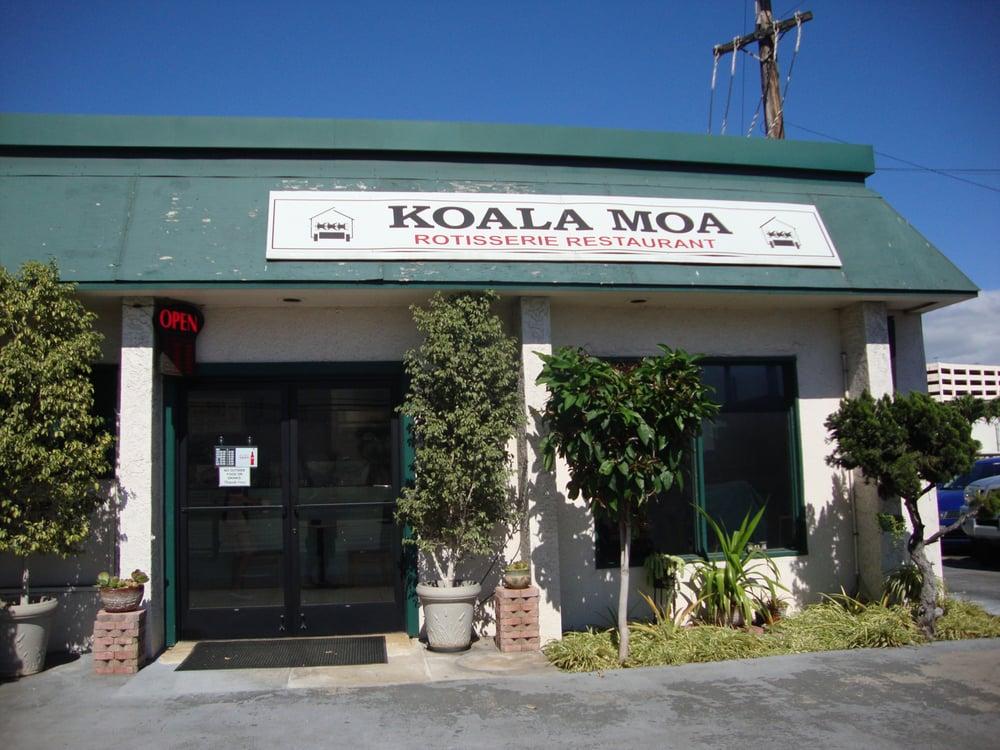 Koala Moa Rotisserie Chicken Dress Code