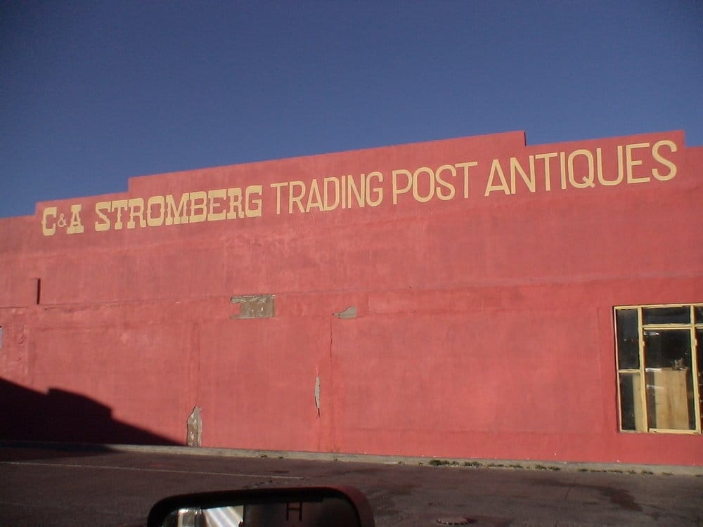 Trading Post Antiques: 1114 Central Ave, Carrizozo, NM