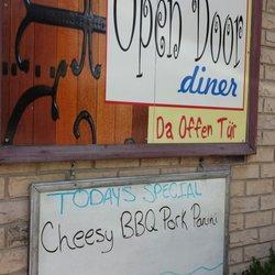 Photo of The Open Door Diner - Altamont IL United States. It is & The Open Door Diner - 16 Photos u0026 17 Reviews - American (New) - 120 ...