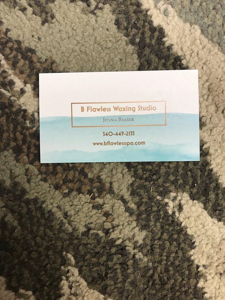 B Flawless Waxing Studio: 100 Arbor Dr, Christiansburg, VA