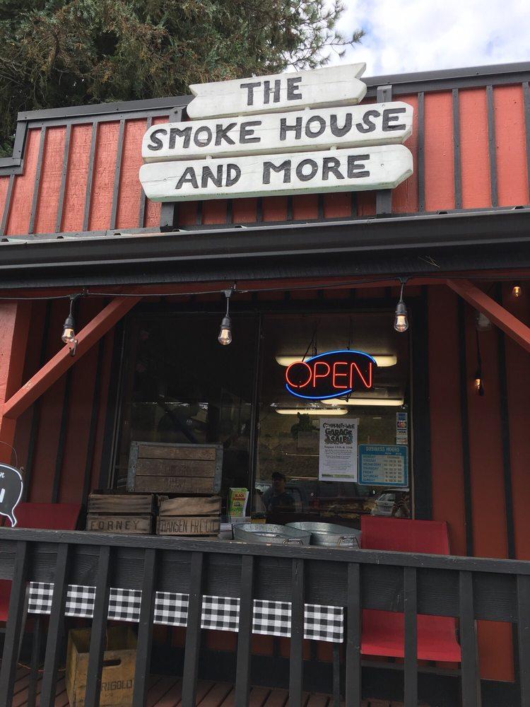 The Smokehouse & More: 32721 Railroad Ave, Black Diamond, WA