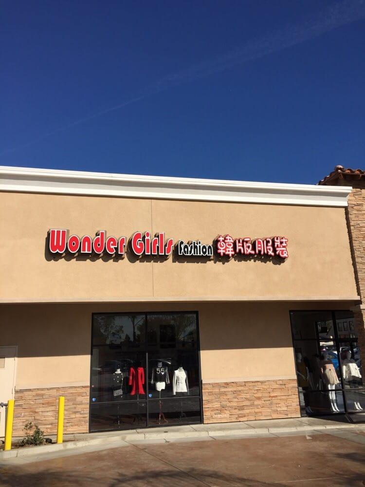 Wonder Girls Women Fashion: 8526 E Valley Blvd, Rosemead, CA