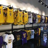 sale retailer 92d58 3c5b9 Lakers Team Shop - 113 Photos & 45 Reviews - Sports Wear ...