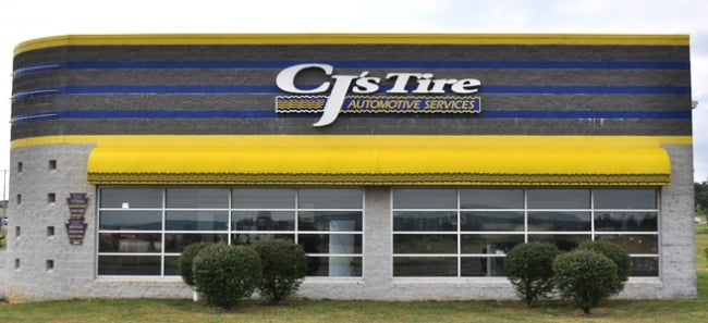 CJ's Tire & Automotive: 343 Hafer Dr, Leesport, PA