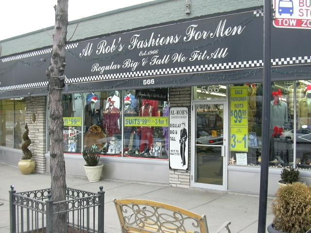 Al-Rob's Fashion For Men: 3937 West Madison Ave, Chicago, IL