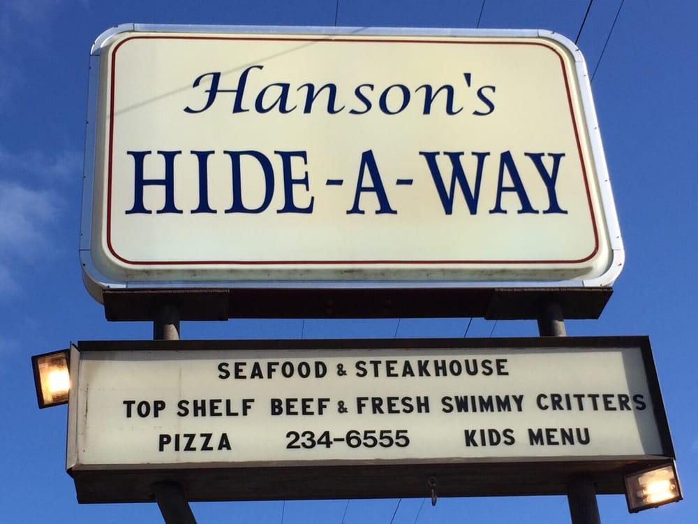 Hanson's Hideaway: 209 County Road Ss, Haugen, WI