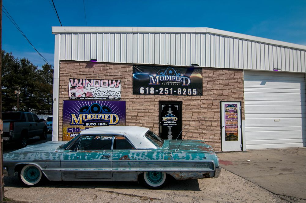 Modified Auto Sound: 165 E Saint Louis Ave, East Alton, IL