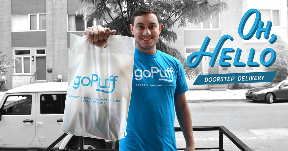 GOPUFF DELIVERY TREIBER WINDOWS 10
