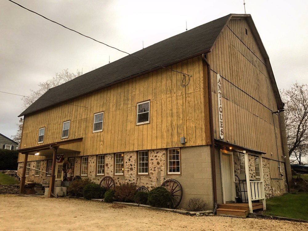 Antiques At Gordons: 2275 N Port Washington Rd, Grafton, WI