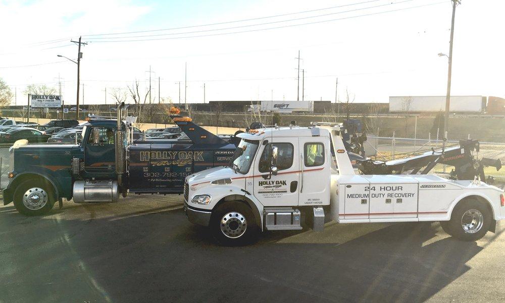 Holly Oak Towing & Service Center: 6521 Governor Printz Blvd, Wilmington, DE