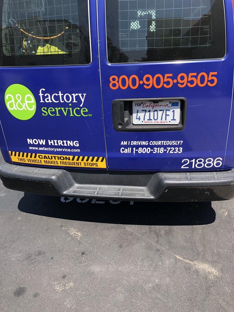 A & E Factory Service: San Diego, CA