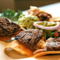 Photo Of Anamia S Tex Mex Southlake Tx United States Beef Fajita Nachos