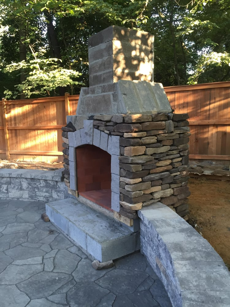 Eldorado Bluffstone Olive Grove Coos Bay With Trim Stone