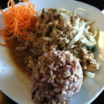Photo Of Celadon Thai Cuisine   Springfield, VA, United States. Lunch  Special Basil
