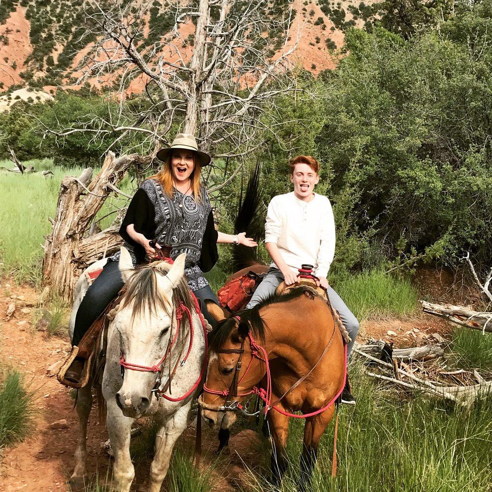 Social Spots from Rising K Ranch