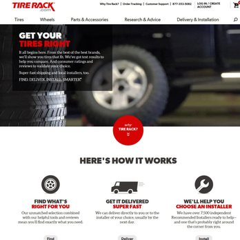 Tire Rack - 58 Photos & 191 Reviews - Tires - 7101 Vorden