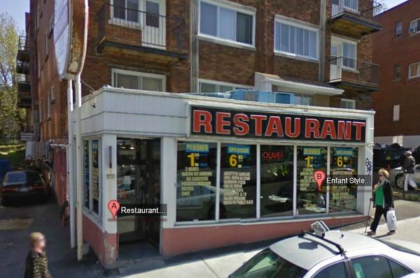 Restaurant Blanche Neige