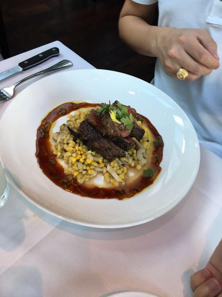 South City Kitchen Buckhead hanger steak - yelp