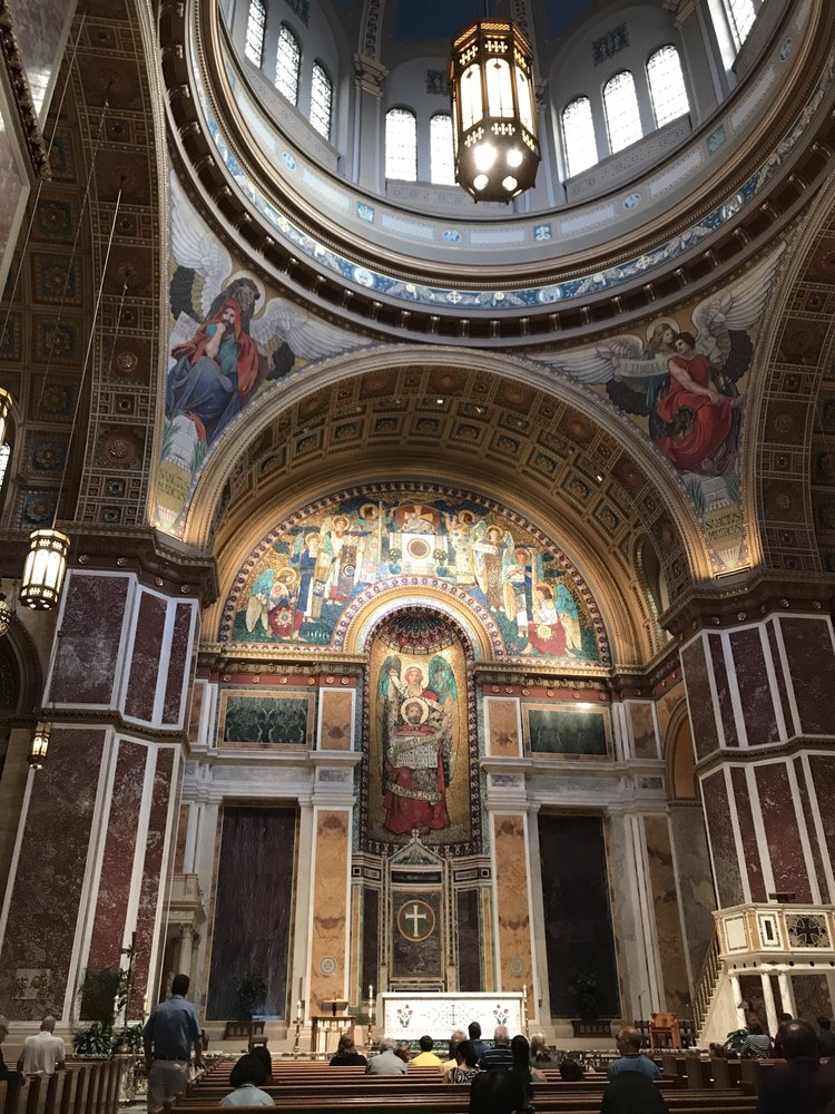 Cathedral of St. Matthew the Apostle: 1725 Rhode Island Ave NW, Washington, DC, DC