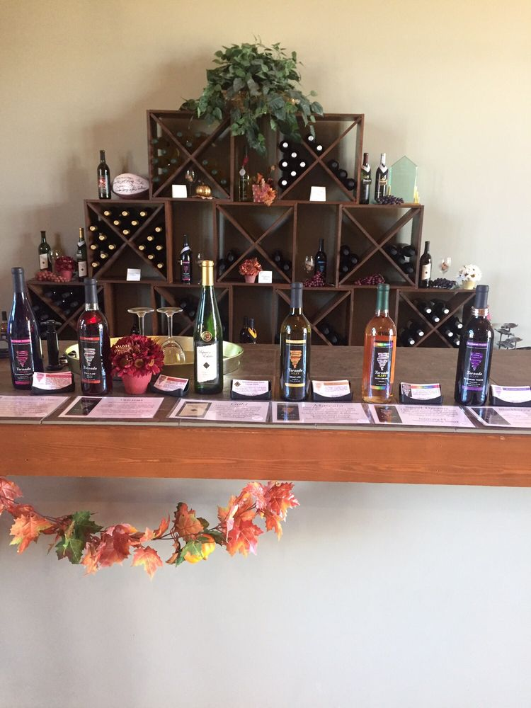 Superior Estates Winery: 200 W 15th St, Superior, NE