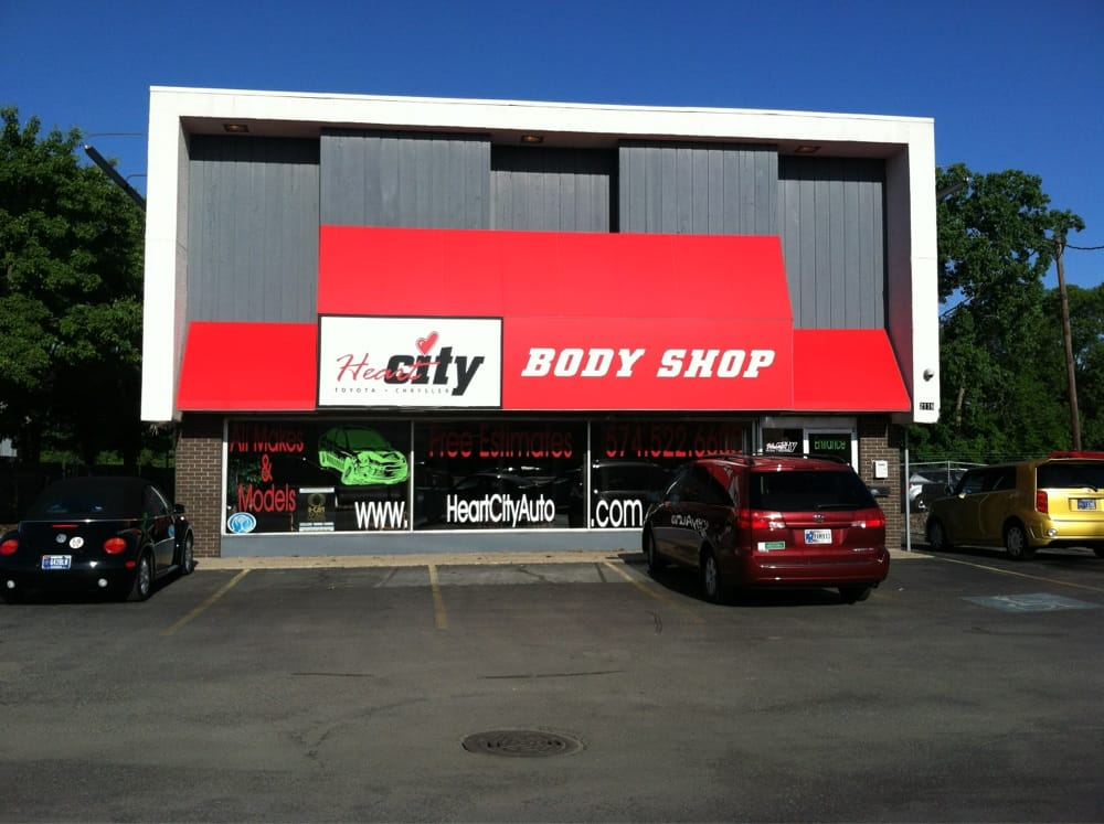 Heart City Toyota Car Dealers 711 N Nanee St Elkhart In Phone Number Yelp