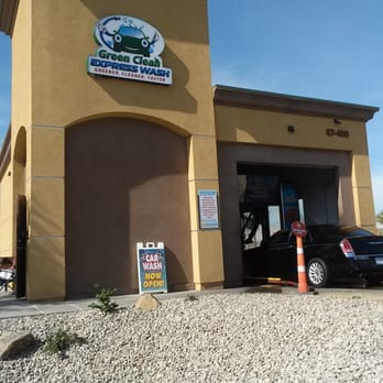 Cathedral City Express Car Wash