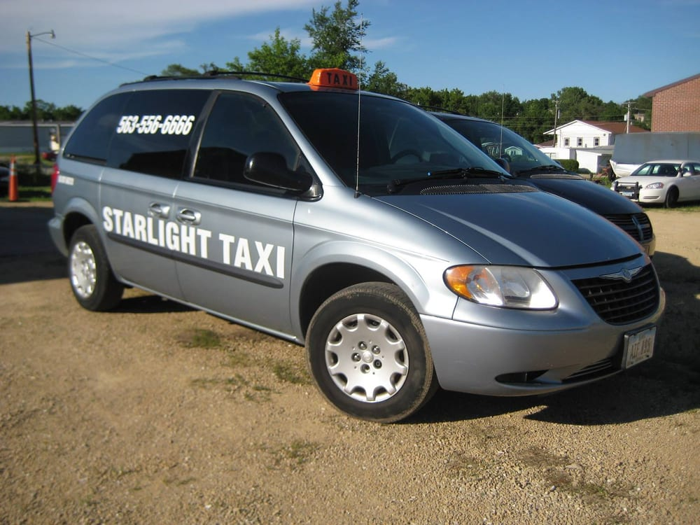 Starlight Taxi: Dubuque, IA