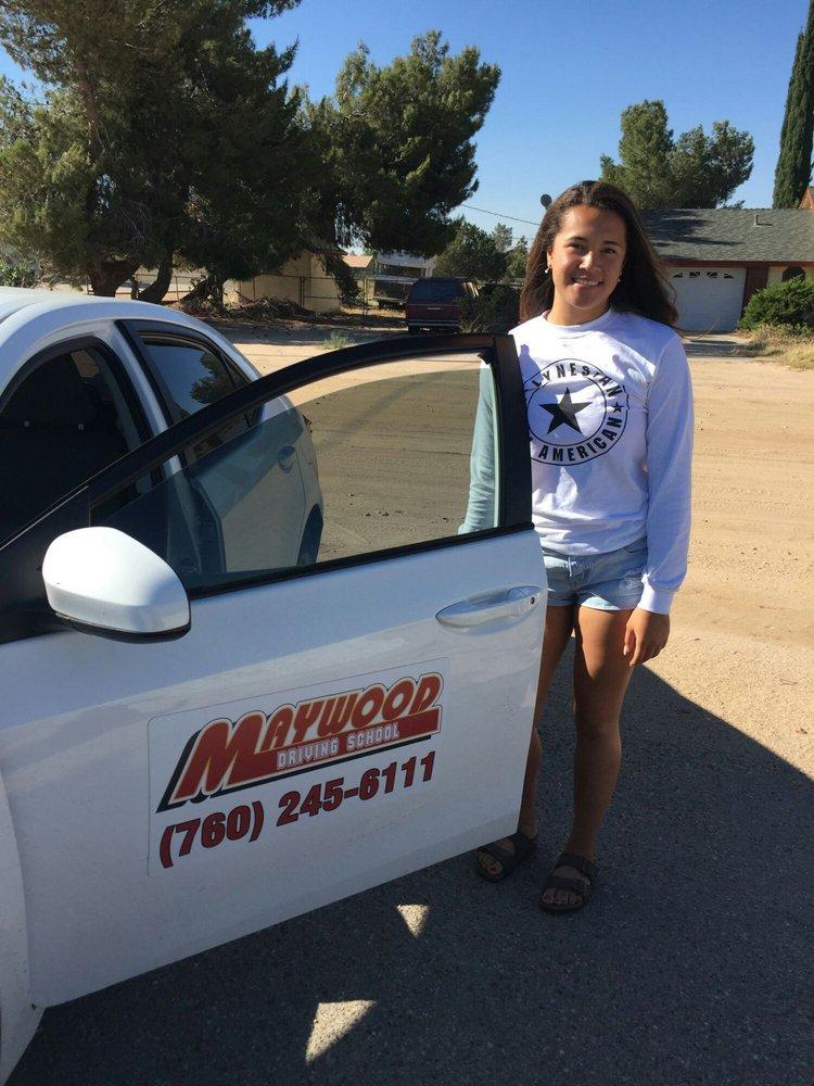 Maywood Driving & Traffic School: 16471 Victor Street., Victorville, CA