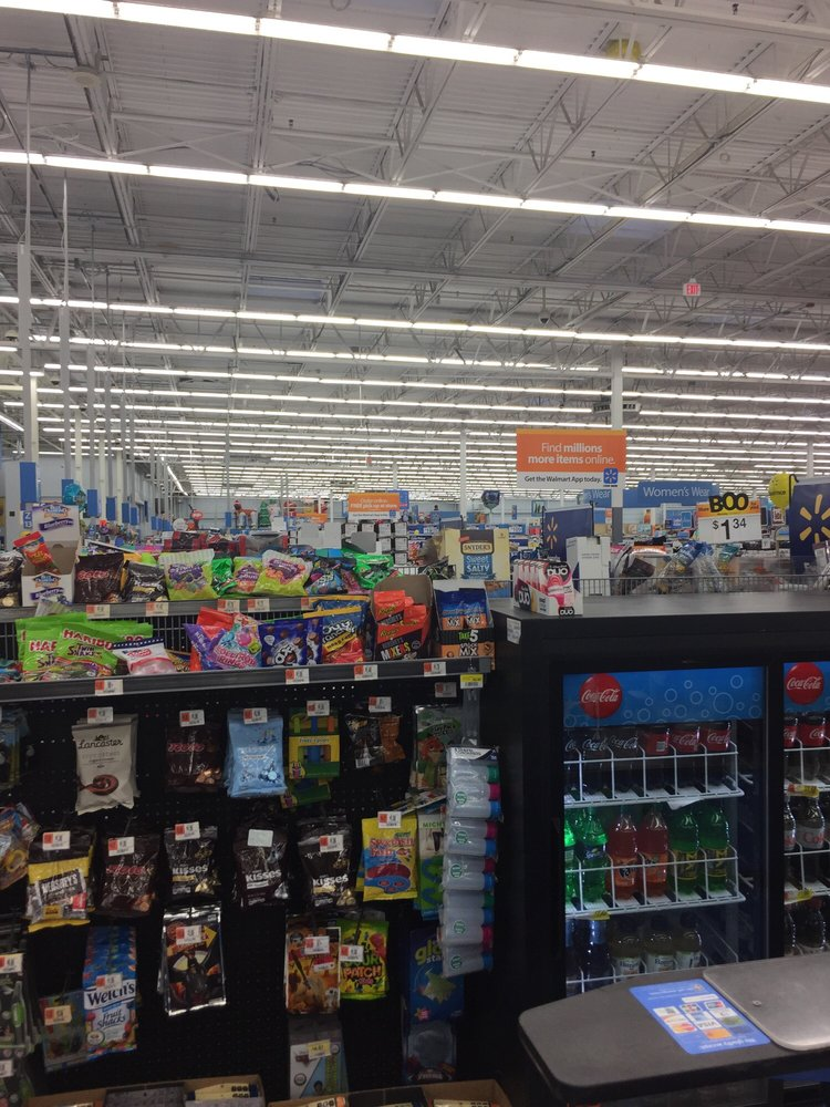 Walmart supercenter 16 rese as grandes almacenes for 66 nail salon neptune nj