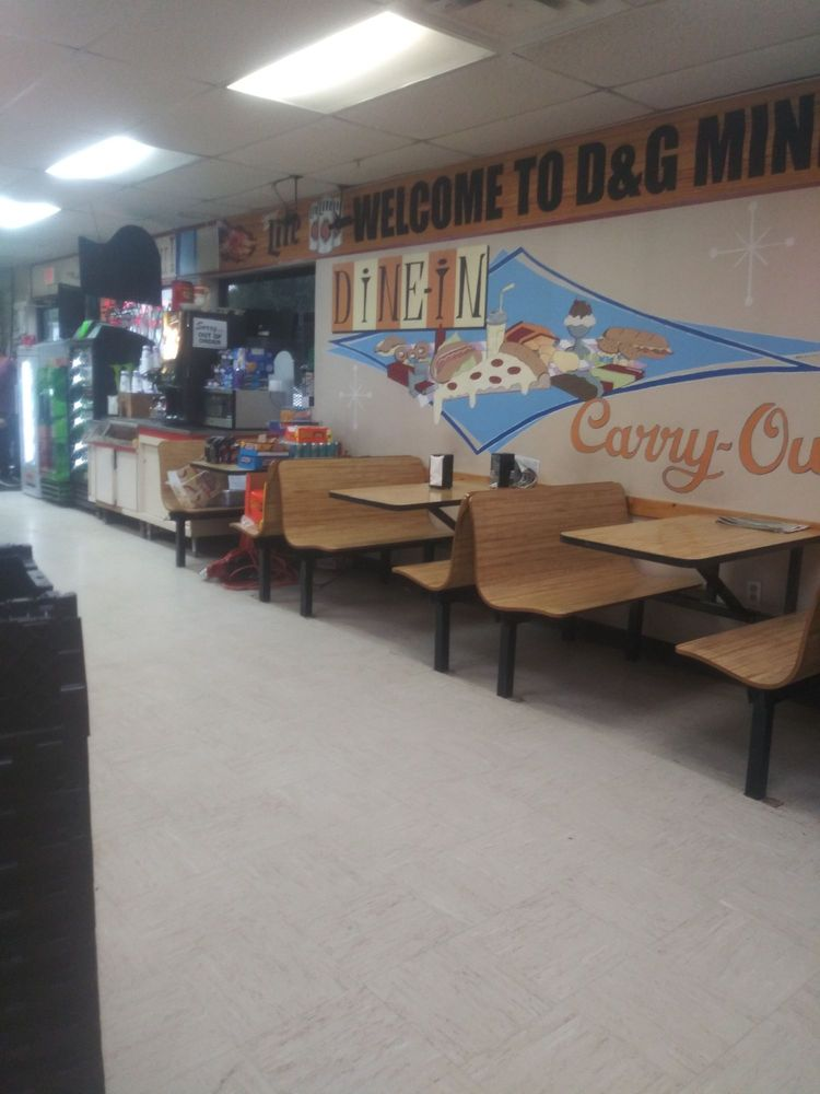 D&G Mini Mart: 6459 Bellefontaine Rd, Lima, OH