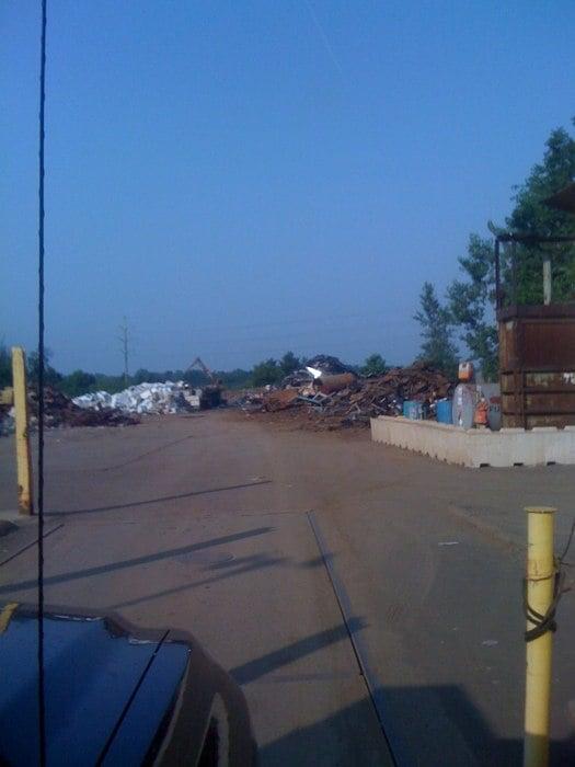 Emert Recycling: 2700 Richmond Rd, Hatfield, PA