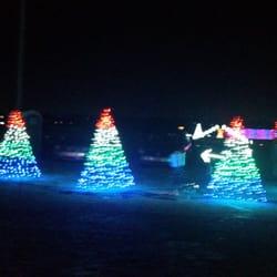Christmas Nights of Lights - Amusement Parks - 323 Camp Jordan Pkwy ...