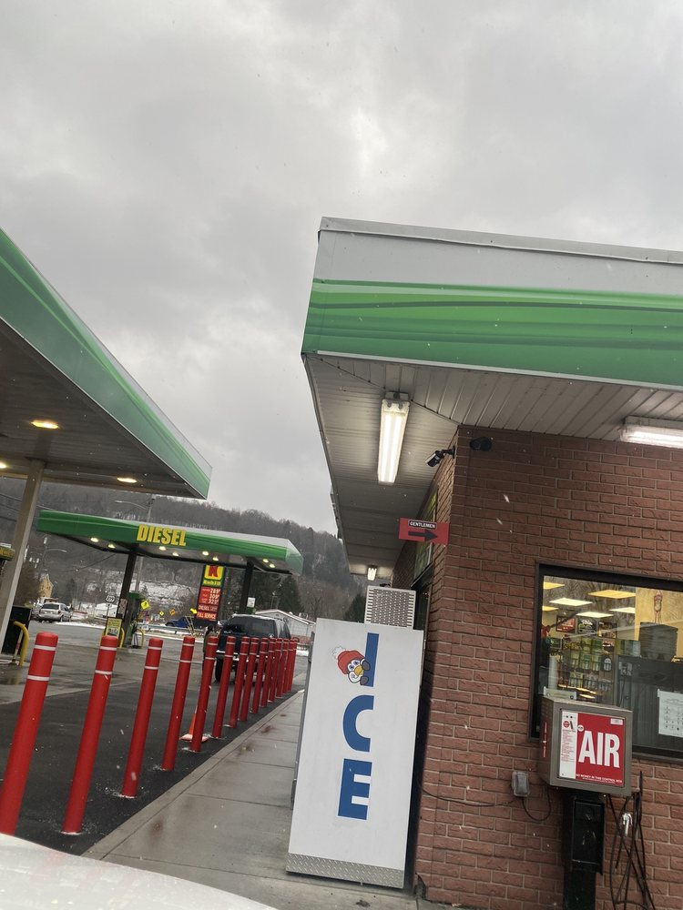 Kwik Fill: 1040 E Center St, Johnsonburg, PA
