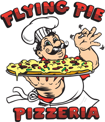 Flying pie pizza coupons