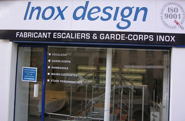Photo Of Inox Design   Malakoff, Hauts De Seine, France. Escaliers.  Escaliers, Rambardes, Gardes Corps ...