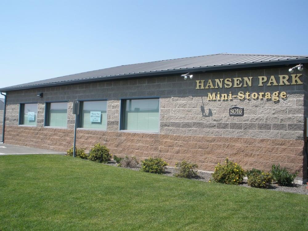 Hansen Park Mini Storage Self Storage 8016 W 4th Ave