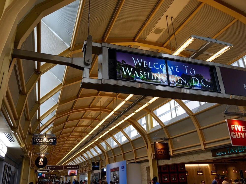 Ronald Reagan Washington National Airport - DCA