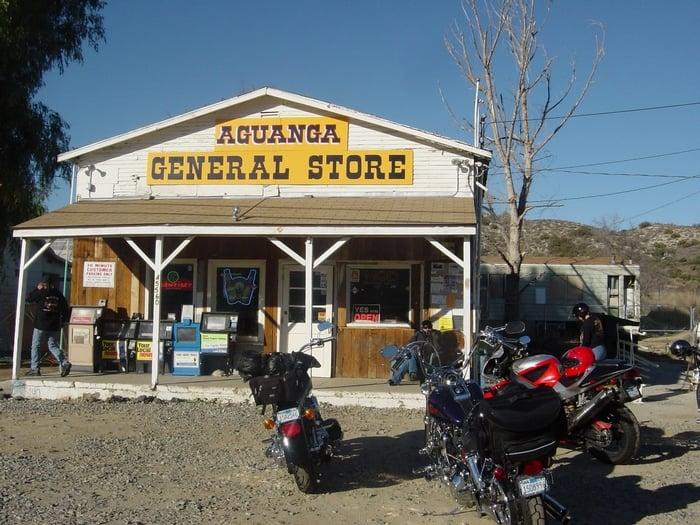 Aguanga General Store: 45560 Hwy 79, Aguanga, CA