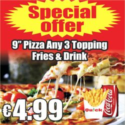 2e1ec91c244f05 Quick Pizza   Peri Peri Chicken - 11 Photos - Pizza - 6 Mary Street ...