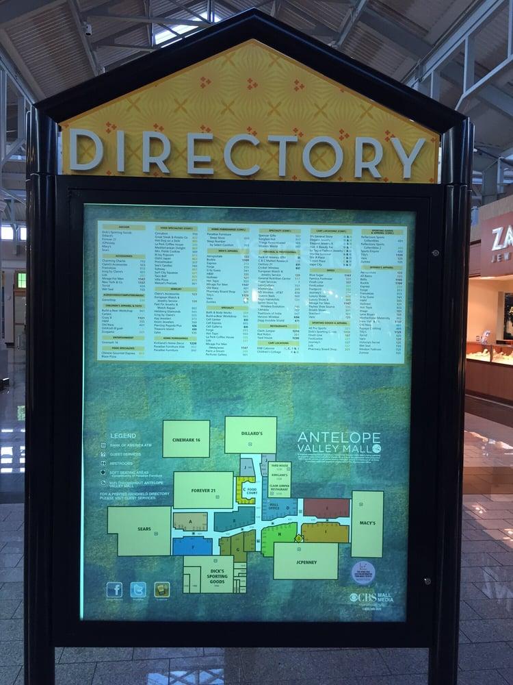 Restaurants Near Antelope Valley Mall